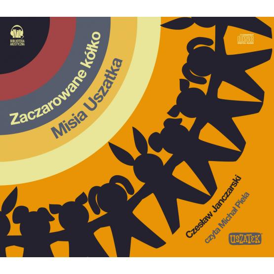 Książka Zaczarowane kółko Misia Uszatka Janczarski Czesław