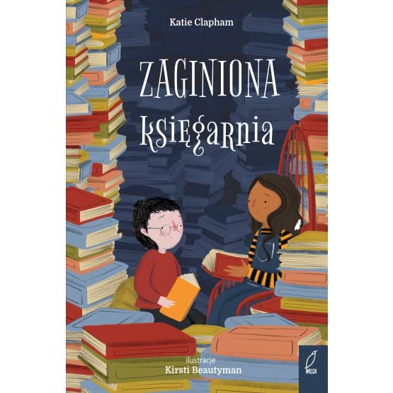 Książka Zaginiona księgarnia Clapham Katie