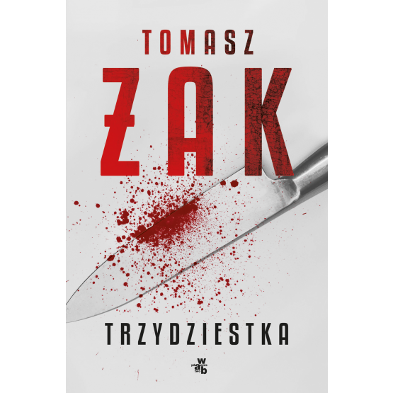 Książka Trzydziestka Tomasz Żak