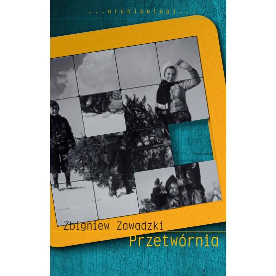 Książka Przetwórnia Zawadzki Zbigniew