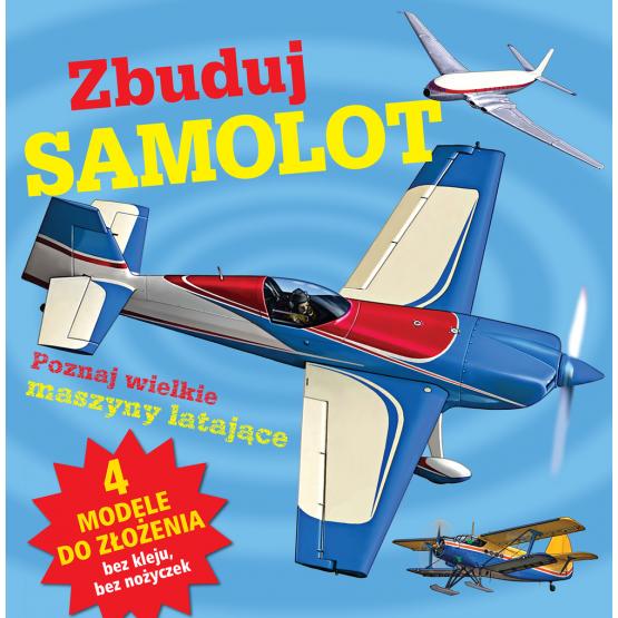 Książka Zbuduj samolot Praca zbiorowa