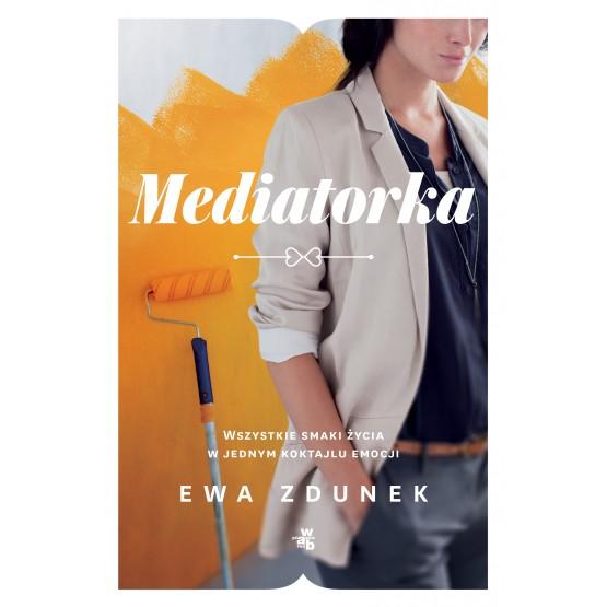Książka Mediatorka Zdunek Ewa