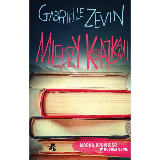 Książka Między książkami. Pocket Gabrielle Zevin