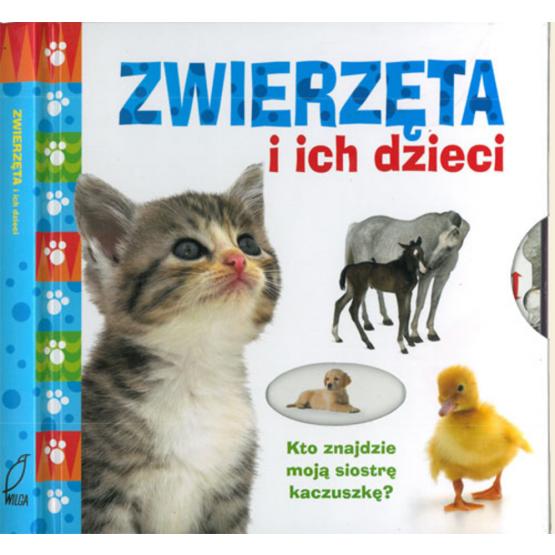 Książka Zwierzęta i ich dzieci Praca zbiorowa