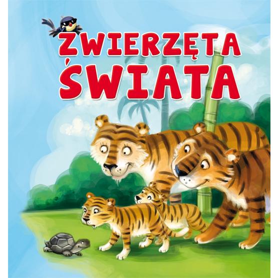 Książka Zwierzęta świata Kozłowska Urszula