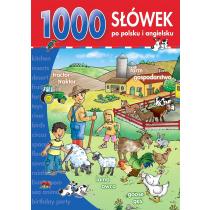 Praca zbiorowa 1000 słówek po polsku i po angielsku