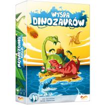 Arpino Bertrand Wyspa Dinozaurów