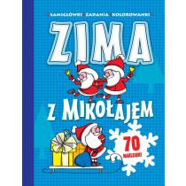 Babula Joanna Zima z Mikołajem