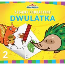 Praca zbiorowa Zabawy edukacyjne dwulatka. Akademia Malucha