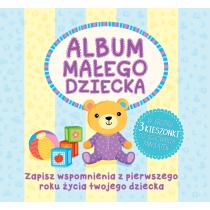 Praca zbiorowa Album małego dziecka
