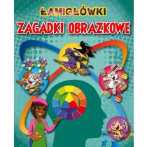 Praca zbiorowa Łamigłówki i Zagadki obrazkowe