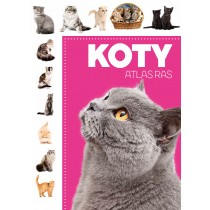 praca zbiorowa Atlas ras. Koty