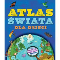 Green Jen Atlas świata dla dzieci