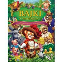 praca zbiorowa Bajki o zwierzętach