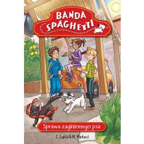 Banda Spaghetti - Sprawa zaginionego psa