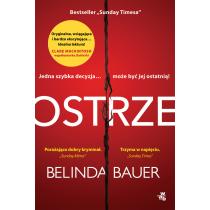 Belinda Bauer Ostrze