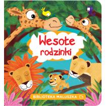 Biblioteka Maluszka. Wesołe rodzinki