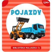 Praca zbiorowa Biblioteka Maluszka. Pojazdy