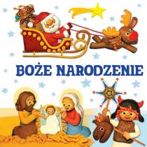 Knobloch Małgorzata Boże Narodzenie. Modelinki