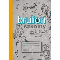 praca zbiorowa Brulion szkolny dla każdego