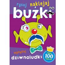 Praca zbiorowa Buźki. Dziwnoludki