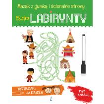 Praca zbiorowa Extra Labirynty. Bystrzaki do dzieła
