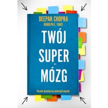 Chopra Deepak Twój Supermózg