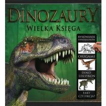 Praca zbiorowa Dinozaury. Wielka księga