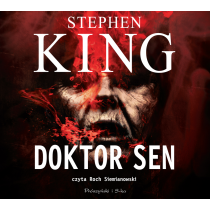 King Stephen Lśnienie. II. Doktor Sen