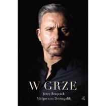 Jerzy Brzęczek Małgorzata Domagalik W grze