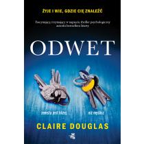 Claire Douglas Odwet