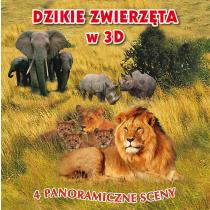 Praca zbiorowa Dzikie zwierzęta w 3D