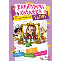 Mielech Agnieszka Kreatywna ksiązka Flory