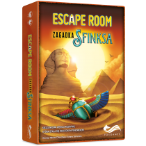 Escape Room. Zagadka Sfinksa