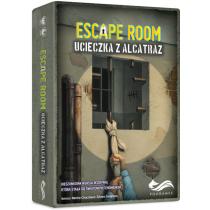 Martino Chiacchiera Silvano Sorrentino Escape Room. Ucieczka z Alcatraz