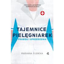 Marianna Fijewska Tajemnice pielęgniarek. Prawda i uprzedzenia. Pocket