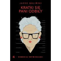 Jacek Galiński Kratki się pani odbiły. Pocket