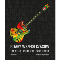 Hunter Dave Gibbons F. Billy Gitary wszech czasów