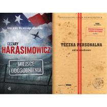 Harasimowicz Cezary Miejsce odosobnienia + Akta osobowe