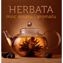 Mrowiec Justyna Herbata. Moc smaku i aromatu