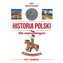 praca zbiorowa Historia Polski dla najmłodszych