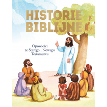 Praca zbiorowa Historie biblijne. Opowieści ze Starego i Nowego Testamentu
