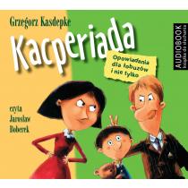 Kacperiada, wyd III. Opowiadania dla łobuzów i nie tylko