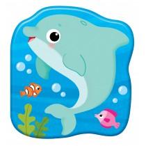 praca zbiorowa Książeczka kąpielowa. Delfin Plum