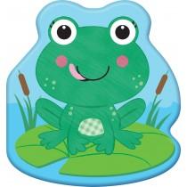 praca zbiorowa Książeczka kąpielowa. Mała żabka