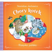 Jachowicz Stanisław Chory kotek . Klasyka polska