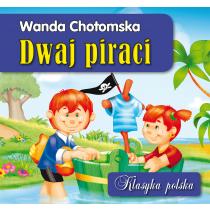 Chotomska Wanda Dwaj piraci. Klasyka polska