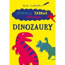 praca zbiorowa Klub małolata. Dinozaury