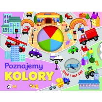 James Tom Poznajemy kolory