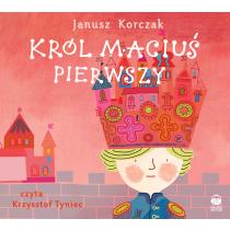 Korczak Janusz Król Maciuś Pierwszy